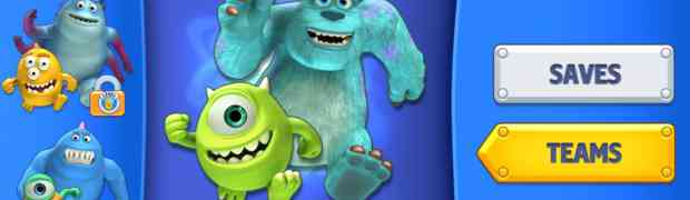 Monsters Inc. Run Into Fun on iPhone and iPad